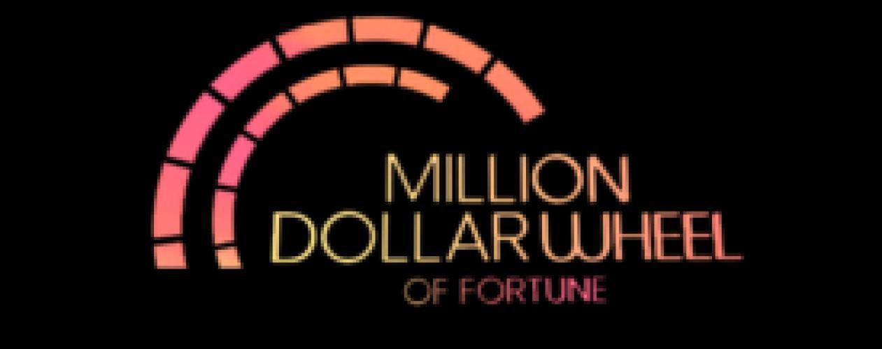 Million Dollar Wheel of Fortune next episode air date poster