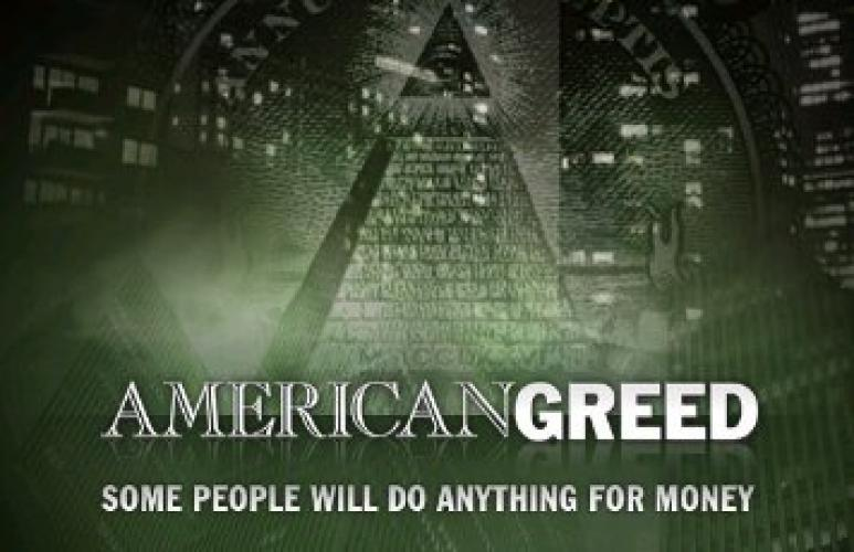 American Greed: Scams, Scoundrels and Scandals next episode air date poster