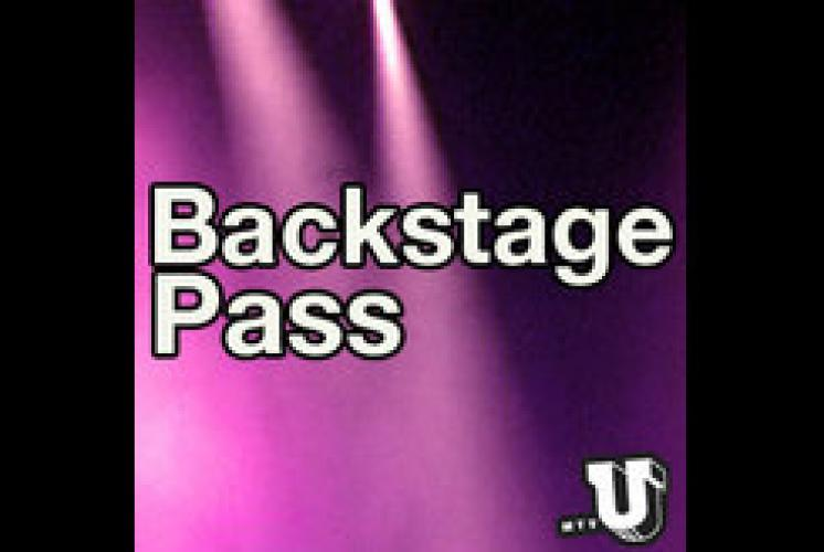 Backstage Pass next episode air date poster