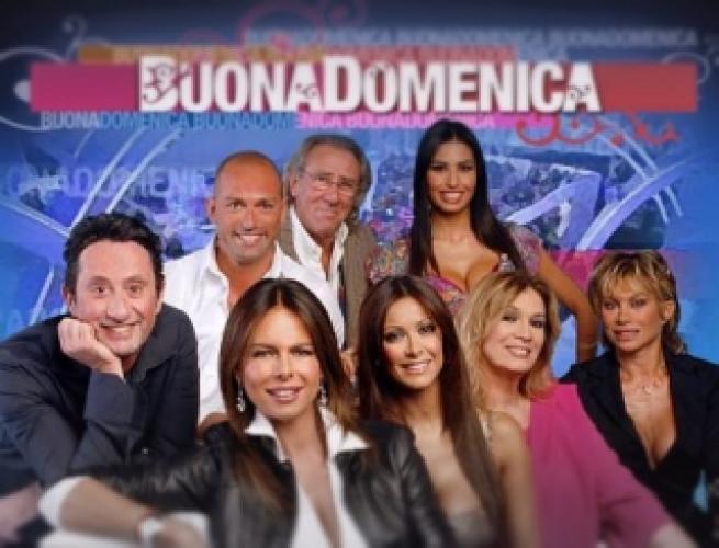 Buona Domenica next episode air date poster