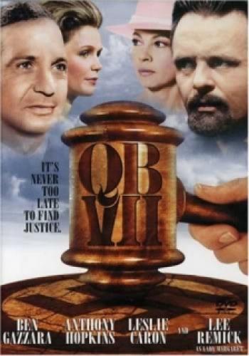 QB VII next episode air date poster