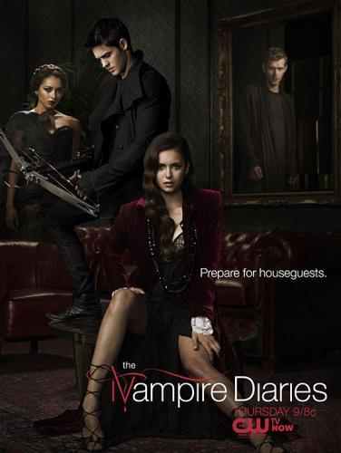The Vampire Diaries next episode air date poster