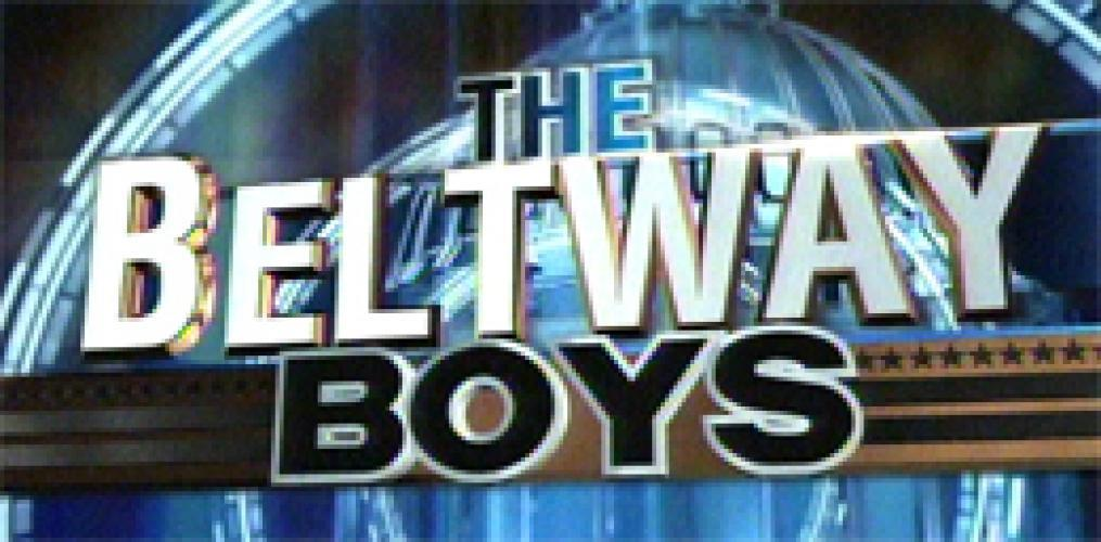 The Beltway Boys next episode air date poster
