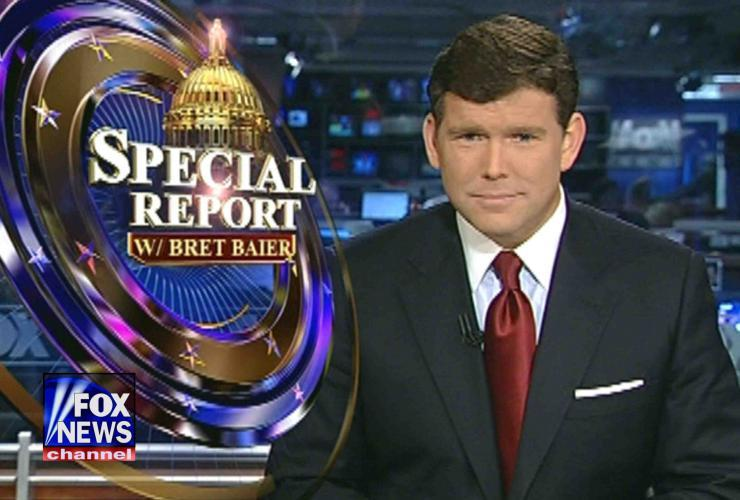 Special Report with Bret Baier next episode air date poster