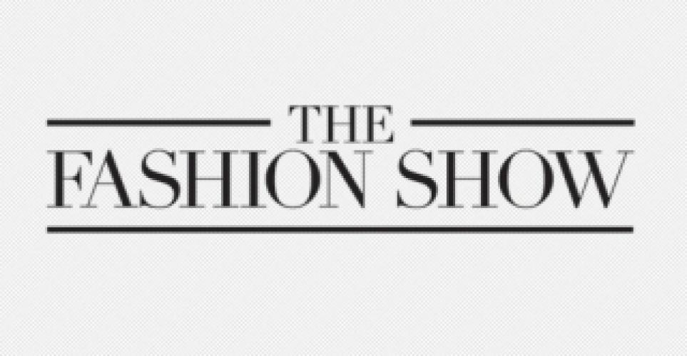 The Fashion Show (2009) next episode air date poster