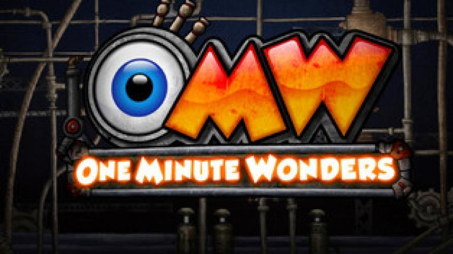 One Minute Wonders next episode air date poster