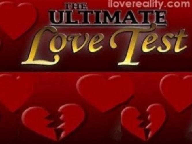 The Ultimate Love Test next episode air date poster