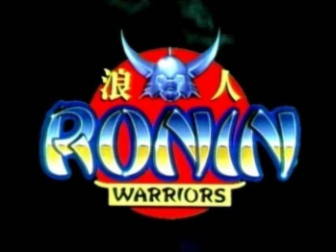 Ronin Warriors (US) next episode air date poster