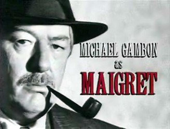 Maigret next episode air date poster