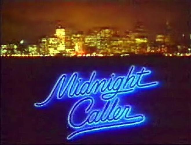 Midnight Caller next episode air date poster