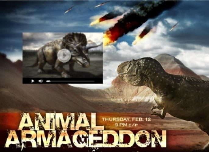 Animal Armageddon next episode air date poster
