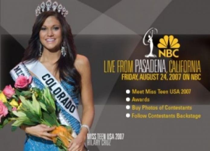 Miss Teen USA next episode air date poster