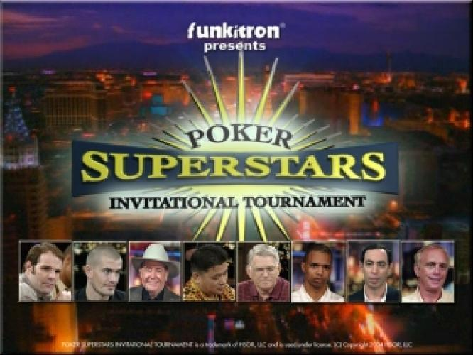 Poker Superstars next episode air date poster