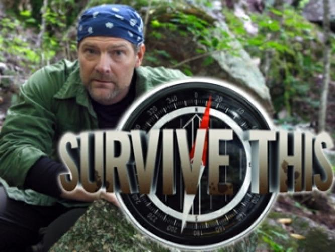 Survive This! next episode air date poster