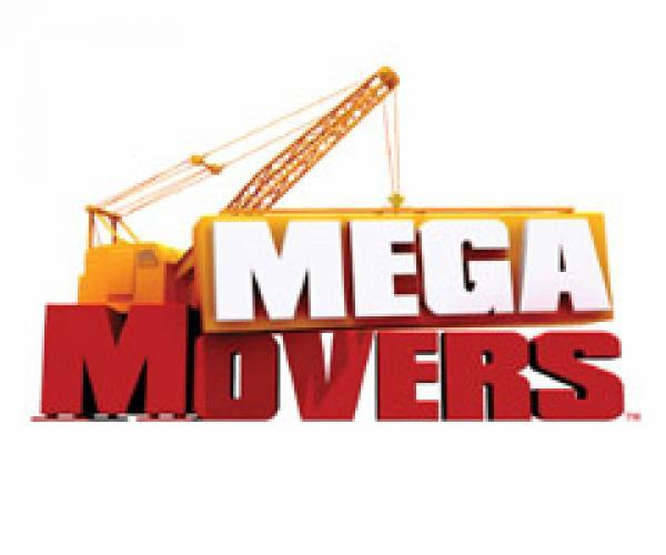 Mega Movers next episode air date poster
