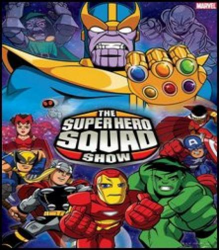 Marvel Super Hero Squad next episode air date poster