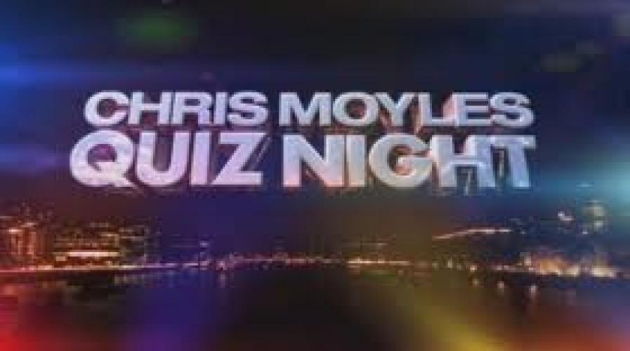 Chris Moyles' Quiz Night next episode air date poster
