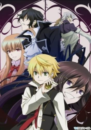 Pandora Hearts next episode air date poster