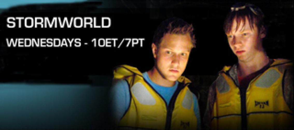 Stormworld next episode air date poster