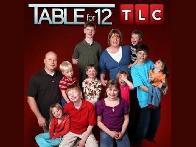 Table for 12 next episode air date poster