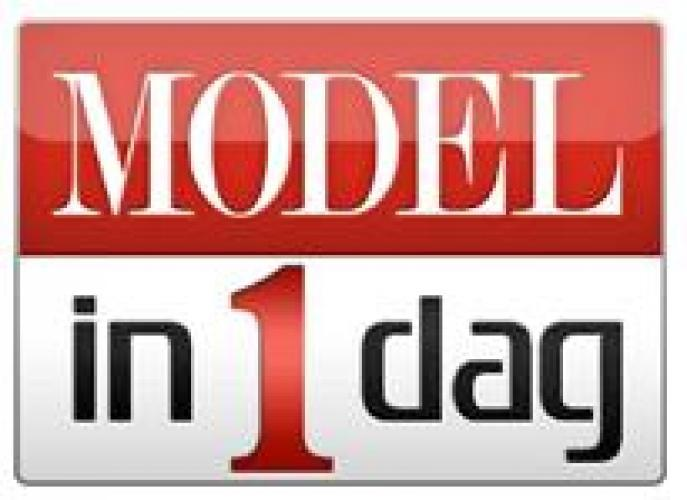 Model in 1 dag next episode air date poster