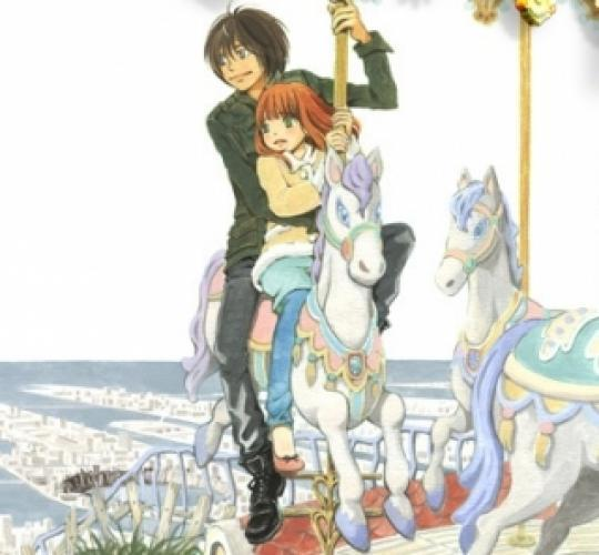 Higashi no Eden next episode air date poster