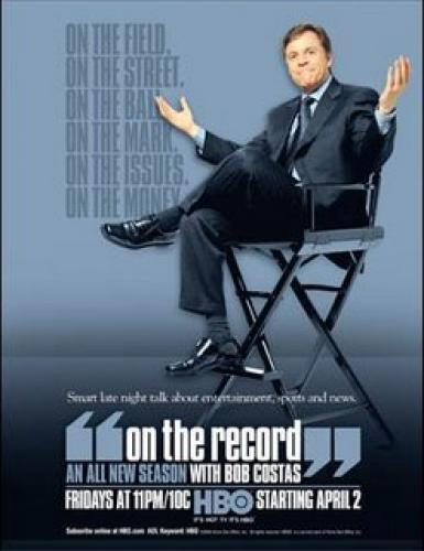 On the Record with Bob Costas next episode air date poster