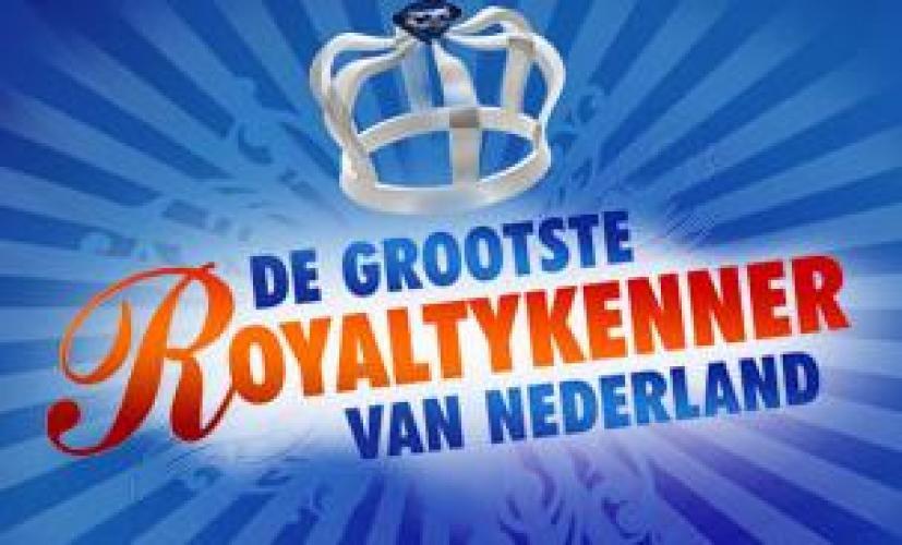 Grootste royaltykenner van Nederland, De next episode air date poster