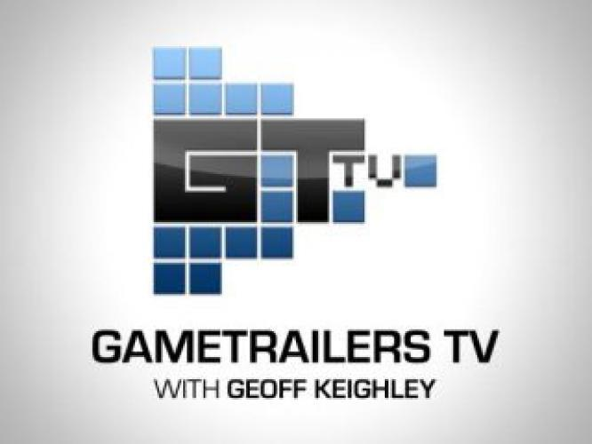 GameTrailers TV with Geoff Keighley next episode air date poster