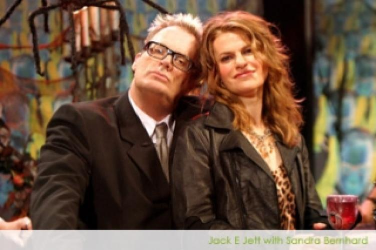 Queer Edge with Jack E. Jett & Sandra Bernhard next episode air date poster