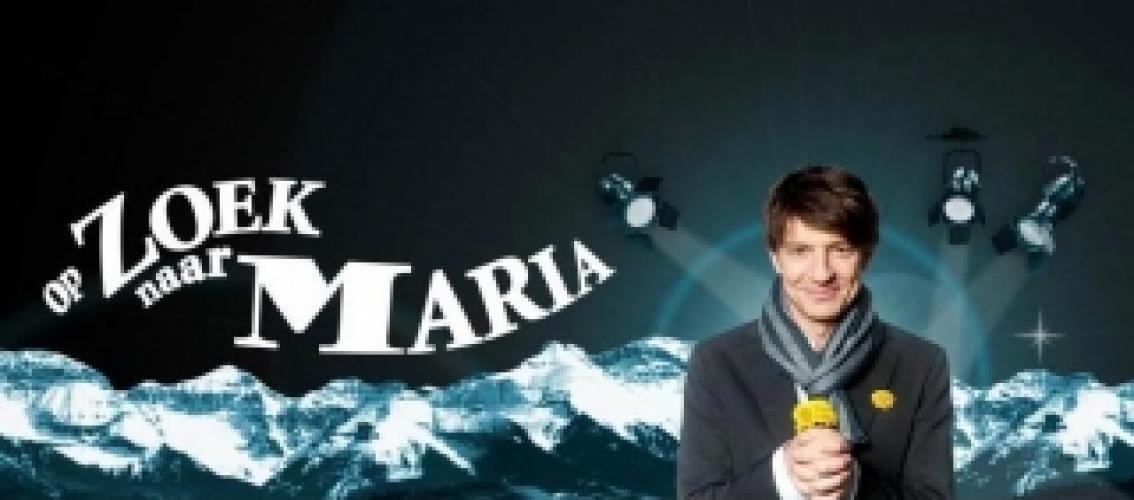 Op zoek naar Maria next episode air date poster