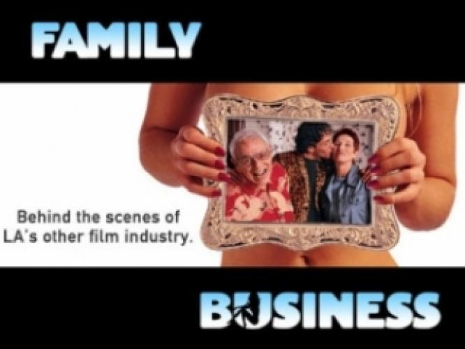 Family Business (1996) next episode air date poster
