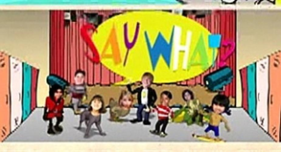 Say What next episode air date poster