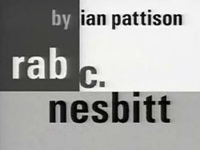 Rab C. Nesbitt next episode air date poster
