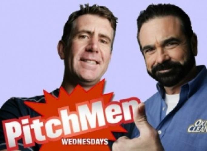 Pitchmen next episode air date poster