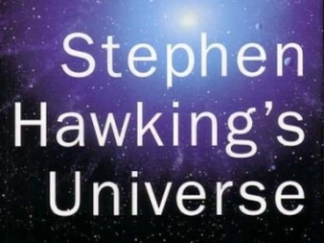 Stephen Hawking's Universe next episode air date poster