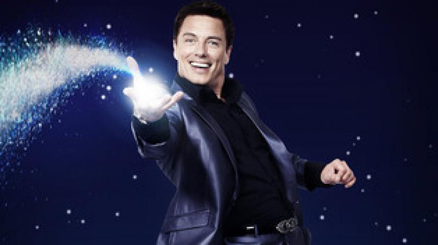 Tonight's the Night With John Barrowman next episode air date poster