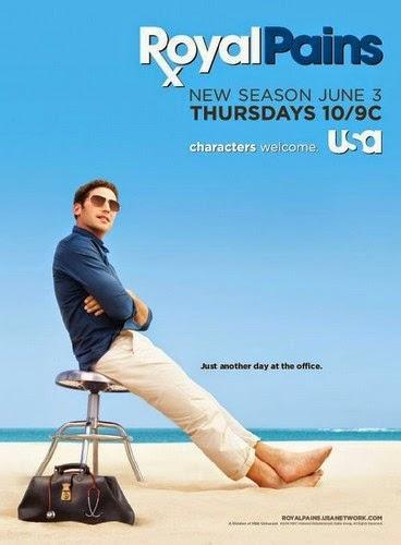 Royal Pains next episode air date poster