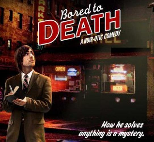 Bored to Death next episode air date poster