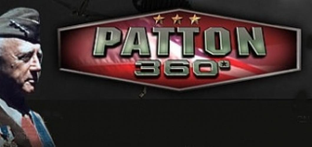 Patton 360 next episode air date poster
