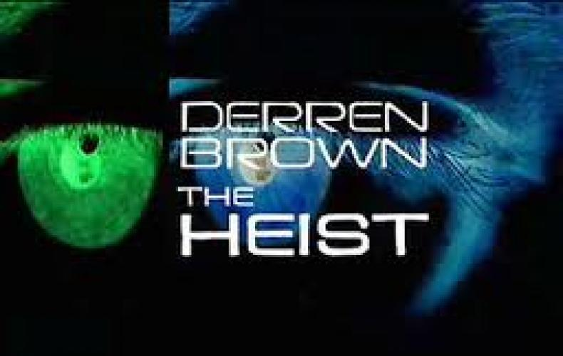 Derren Brown: The Heist next episode air date poster