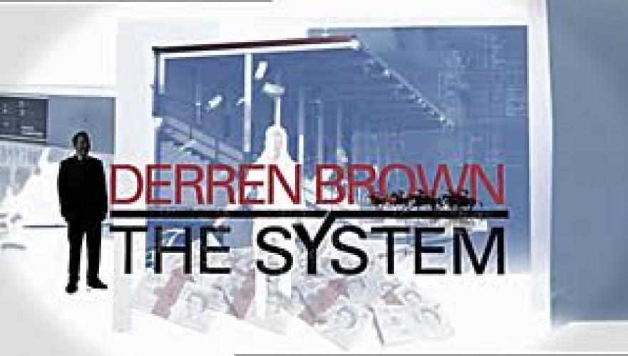 Derren Brown: The System next episode air date poster