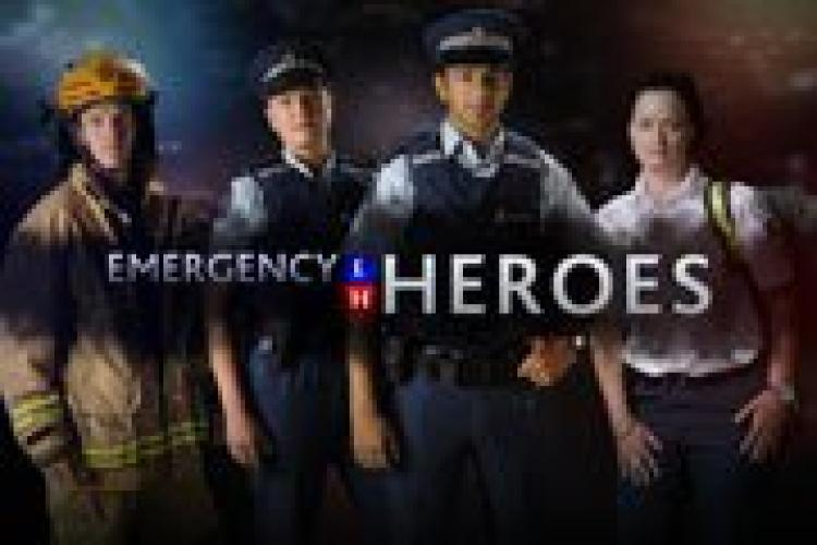 Emergency Heroes next episode air date poster