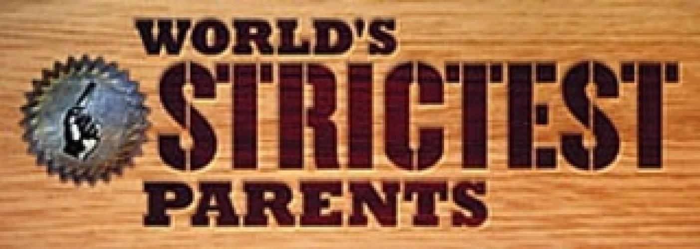 World's Strictest Parents next episode air date poster