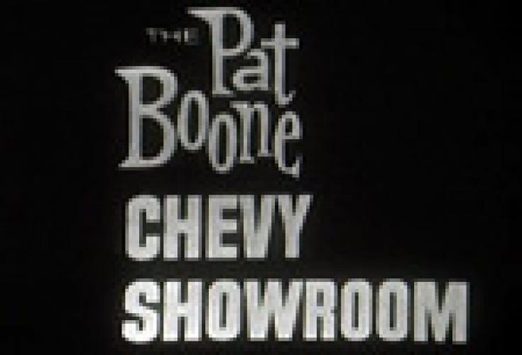 The Pat Boone-Chevy Showroom next episode air date poster
