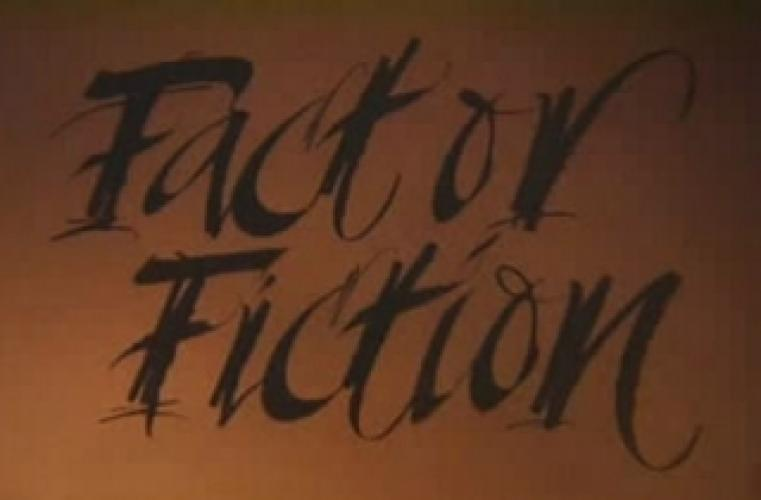 Tony Robinson's: Fact Or Fiction next episode air date poster