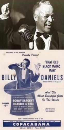The Billy Daniels Show next episode air date poster