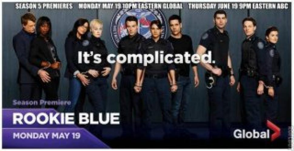Rookie Blue next episode air date poster