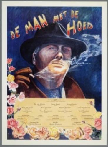 Man met de hoed, De next episode air date poster