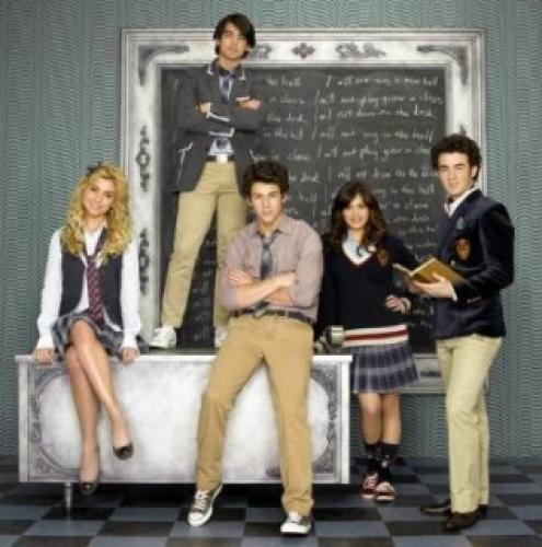 JONAS next episode air date poster